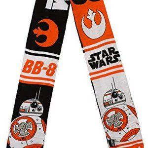Star Wars Episode VII BB-8 Jacquard Banner Scarf